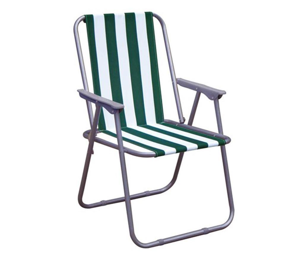 Sklopiva stolica za vanjski prostor Bria Stripes