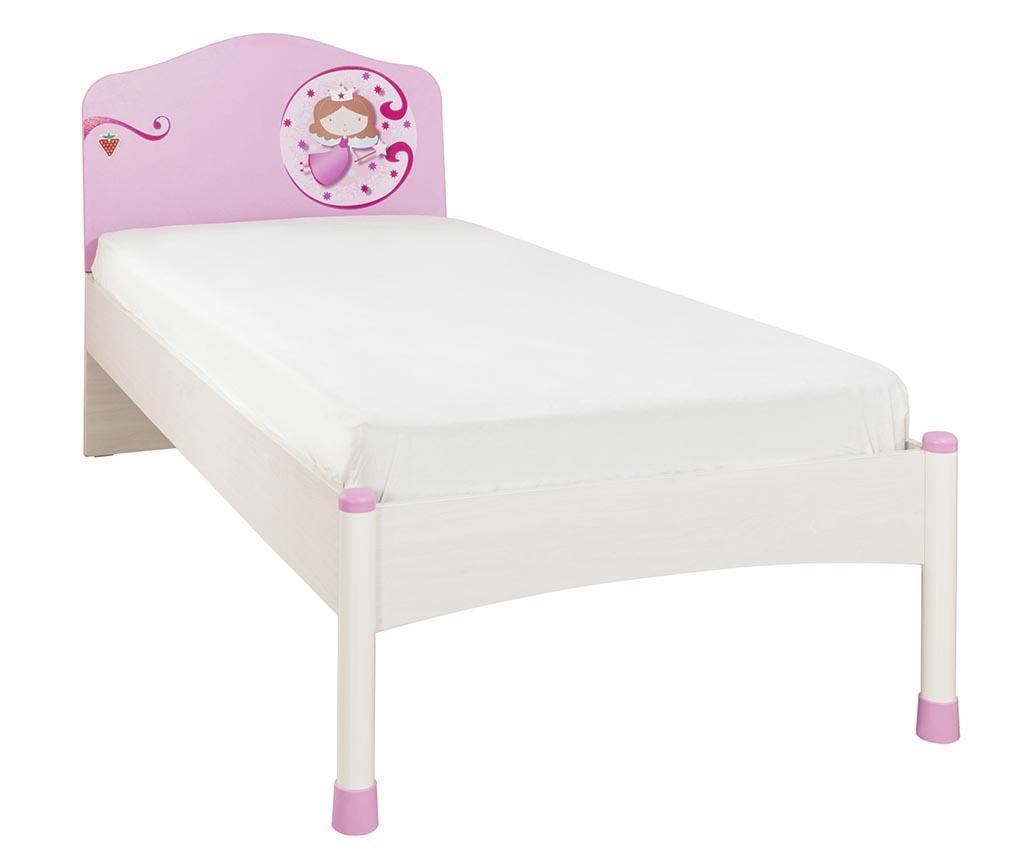 Princess Gyerekágy ágyfiókkal