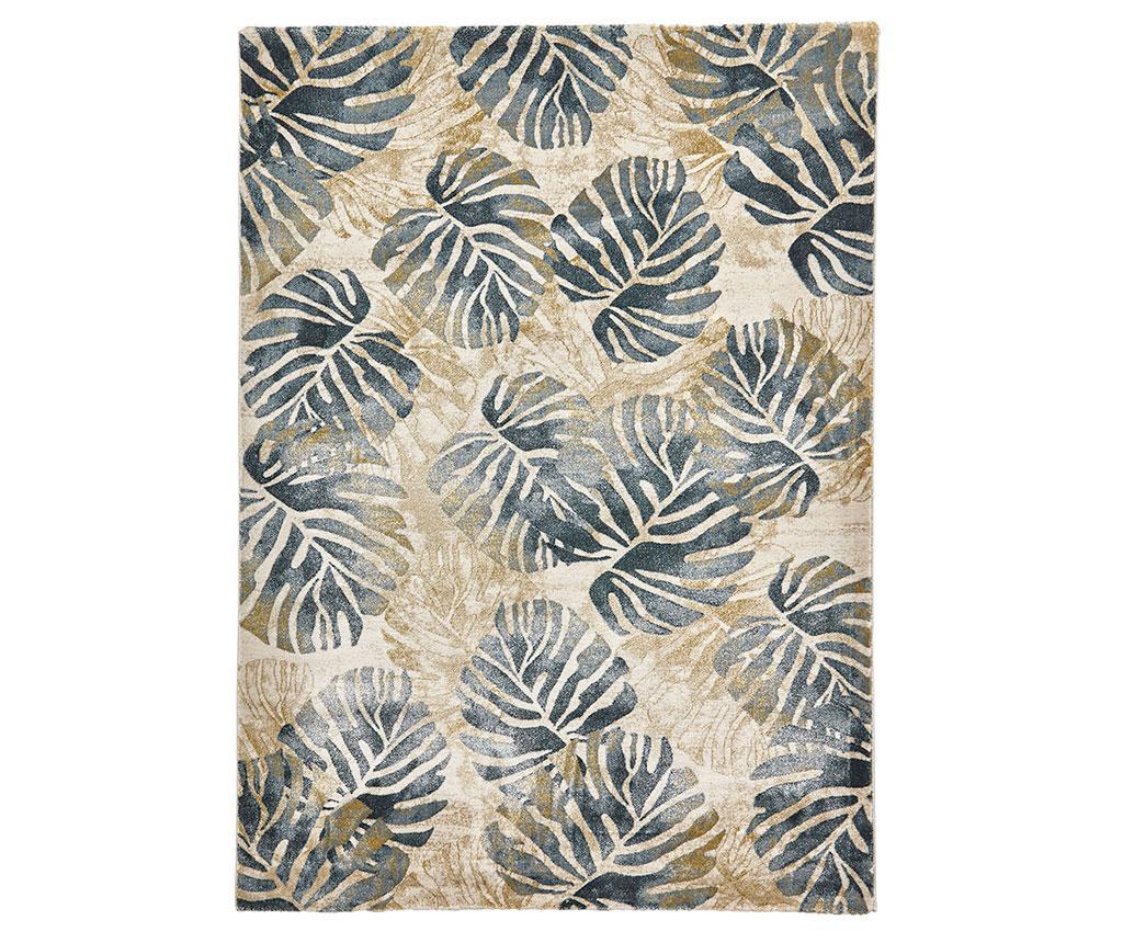 Covor Tropics Cream Blue 160x220 cm