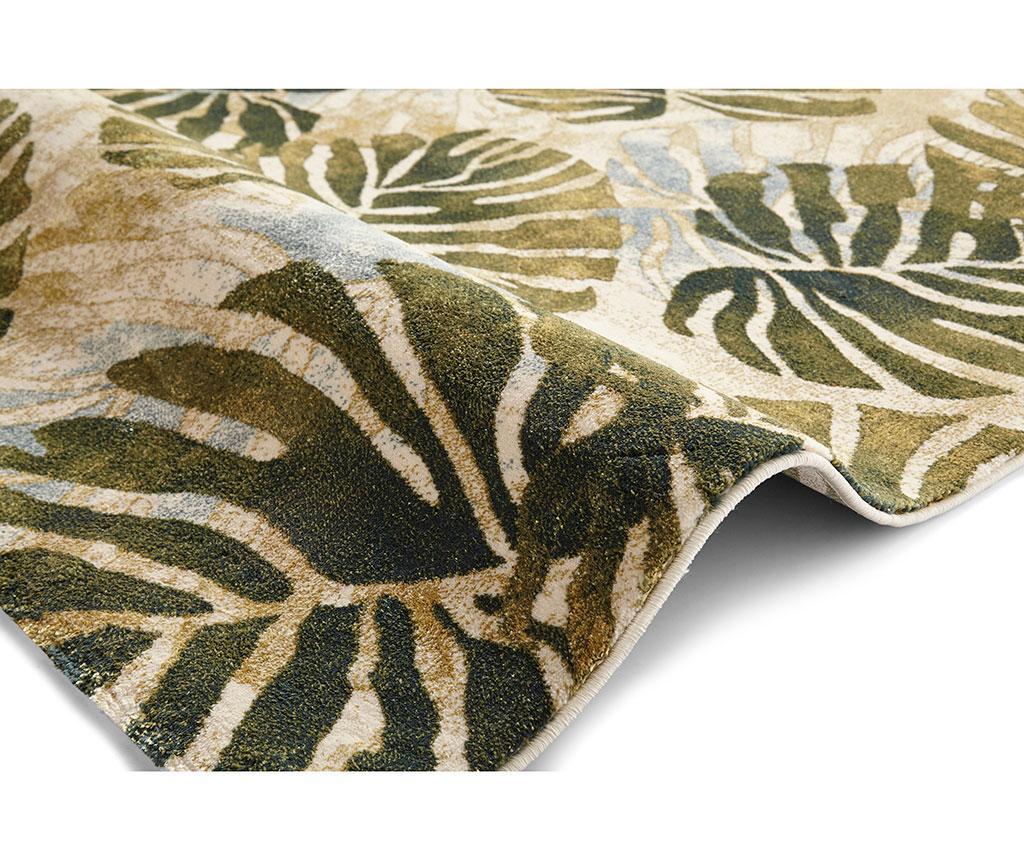 Covor Tropics Cream Green 160x220 cm