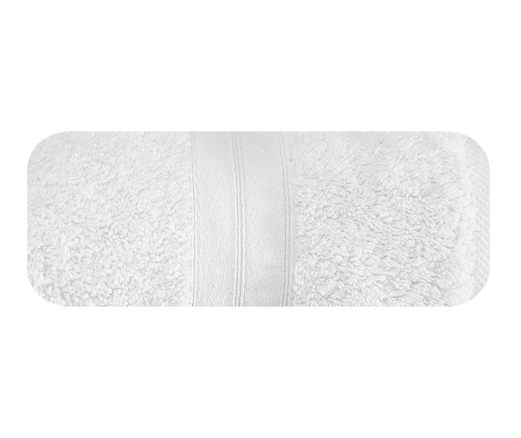 Kopalniška brisača Ula White 70x140 cm
