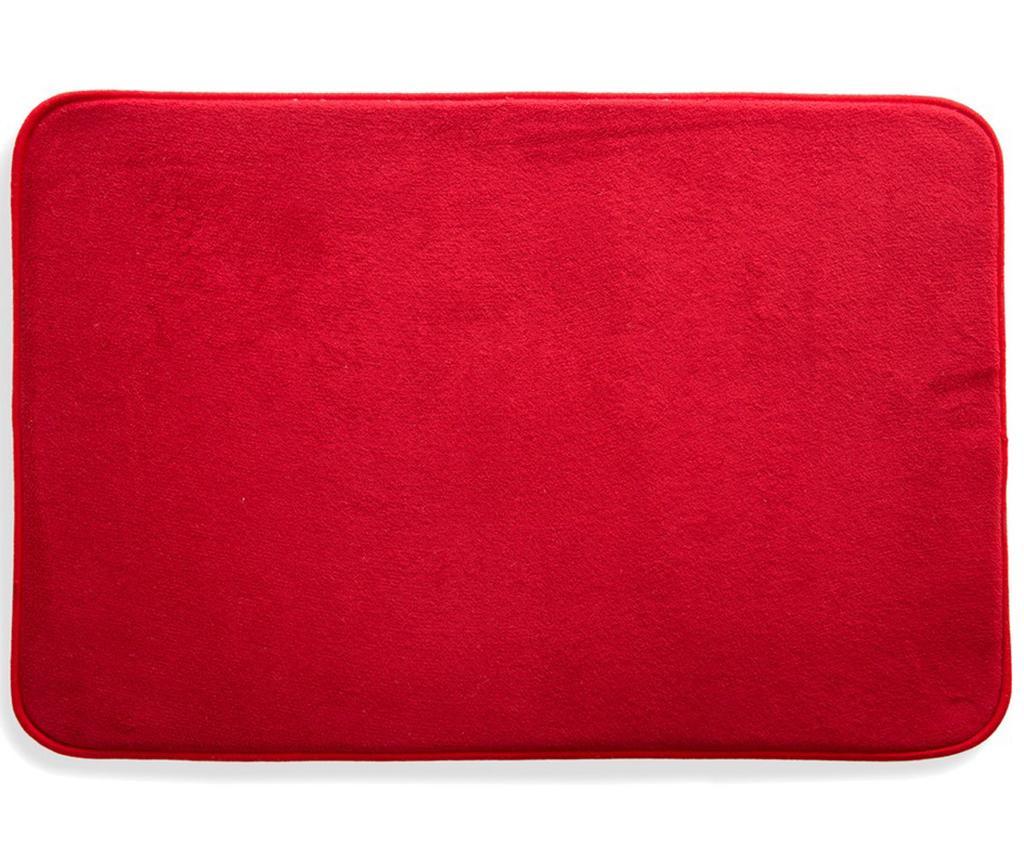 Covoras de baie Aris Red 50x70 cm