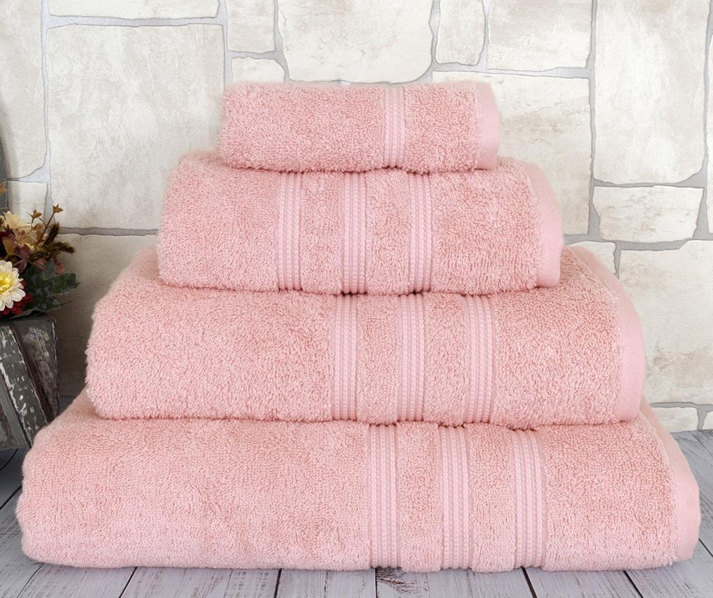 Prosop de baie Classis Pink 30x50 cm