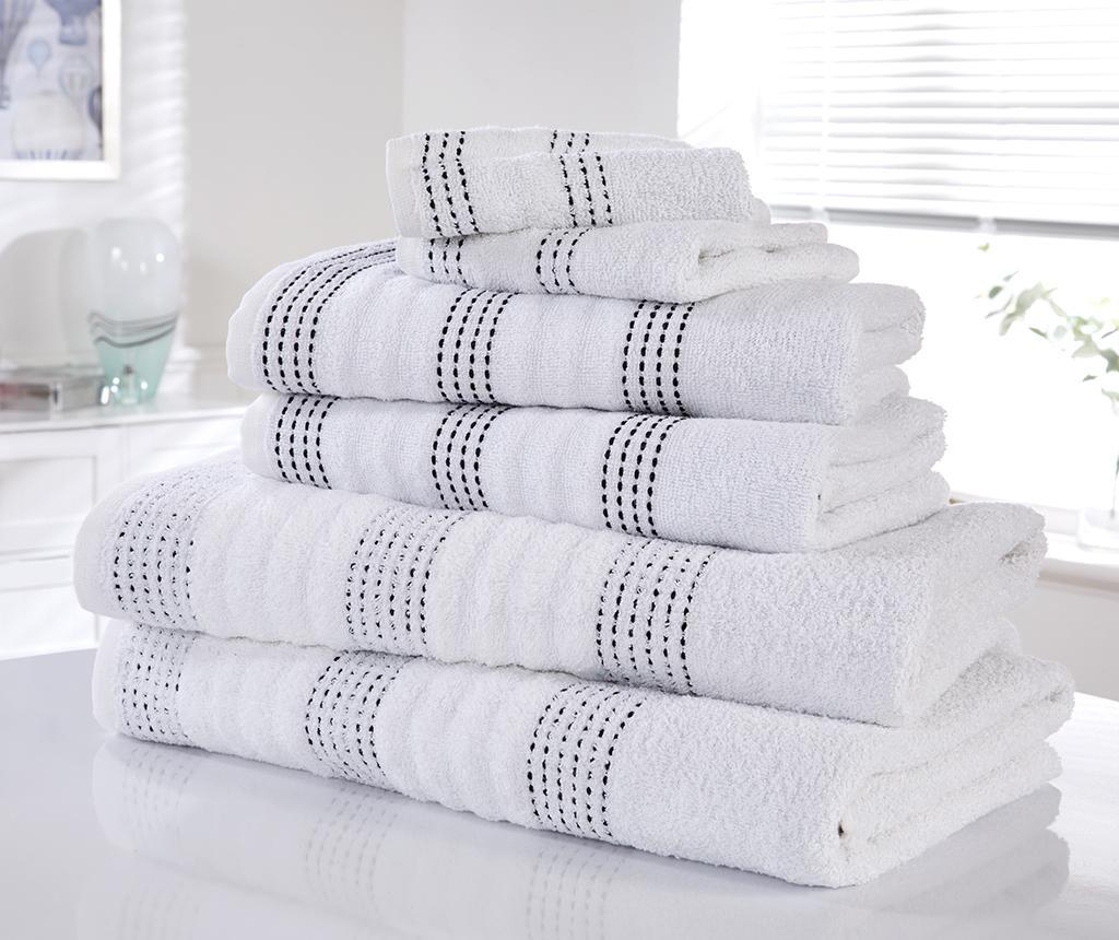 Spa White 6 db Fürdőszobai törölköző