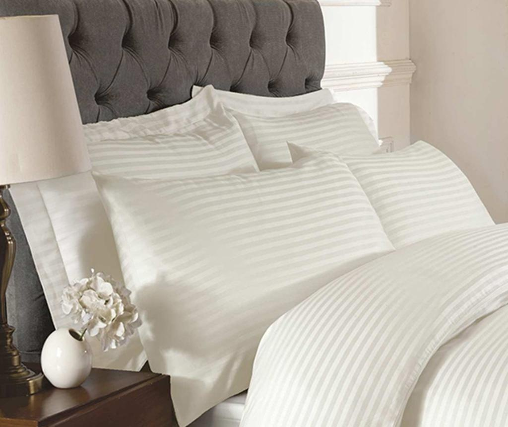 Set 2 jastučnice Brighton Hill Premium Cream 50x75 cm