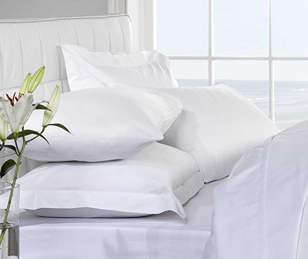 Set 2 jastučnice Belle Maison White 50x75 cm