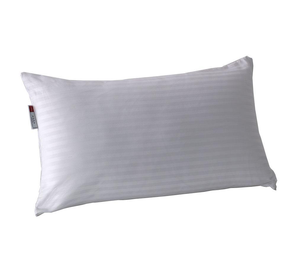 Vzglavnik Duna Slim Blanco 40x67 cm