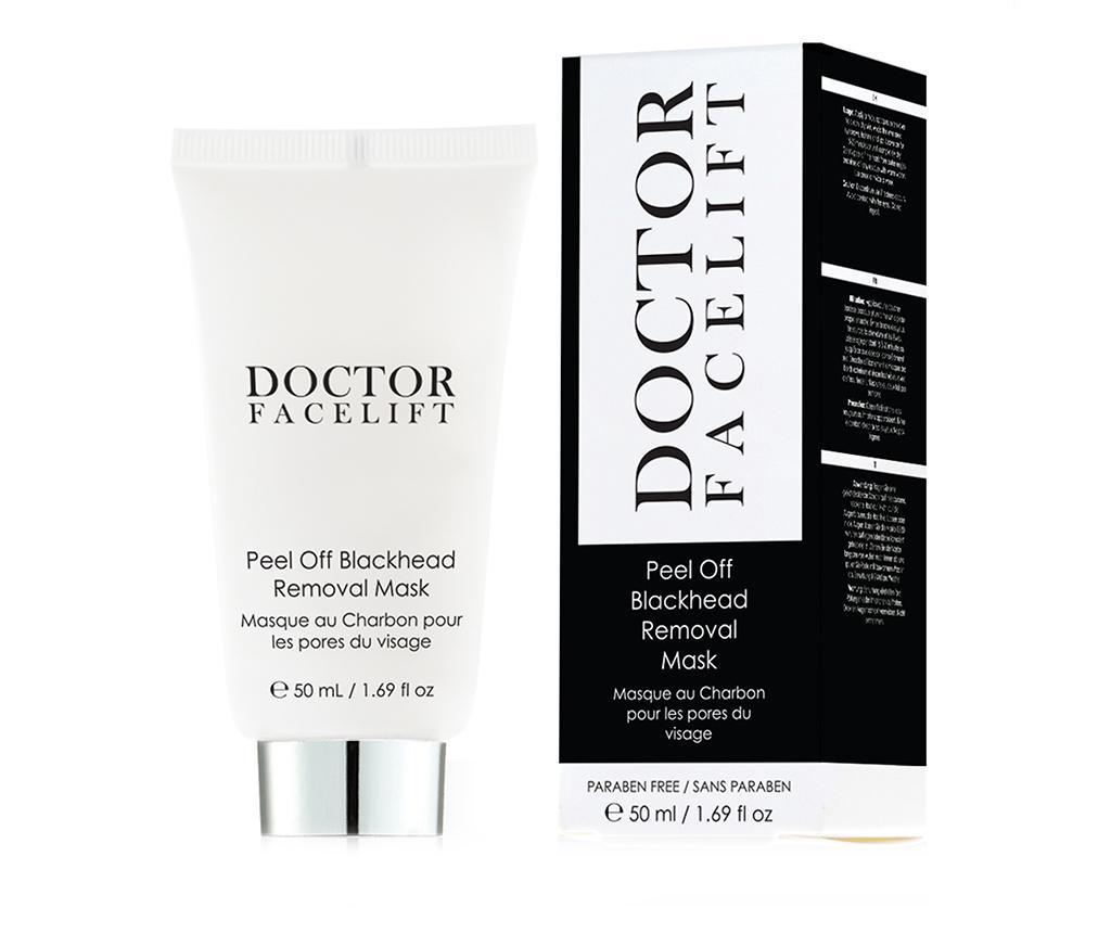 Piling maska Dr Facelift Charcoal 50 ml