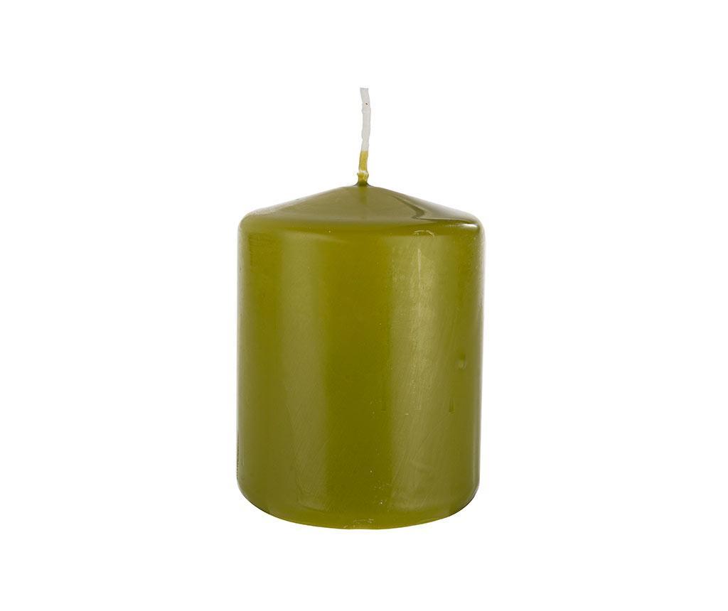 Lumanare Basic Green