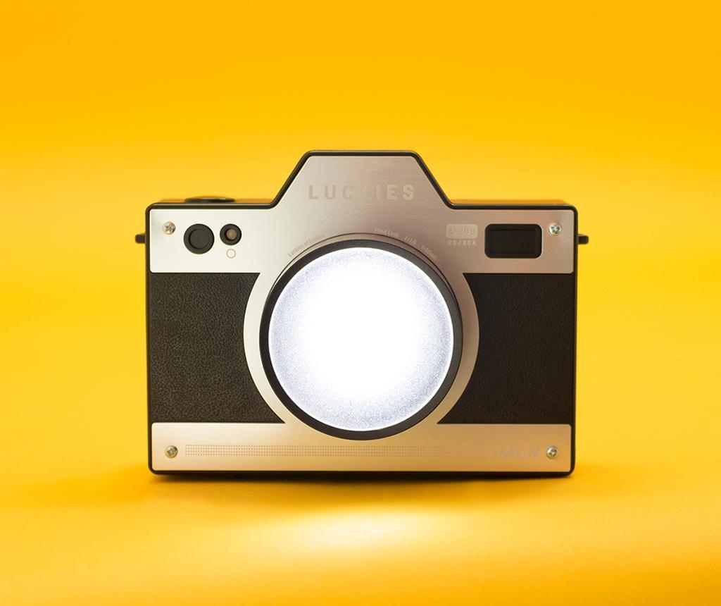 Decoratiune luminoasa Camera Light