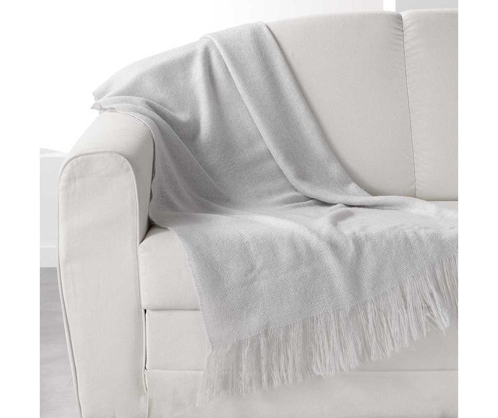 Priročna odeja Shelly Grey 120x150 cm
