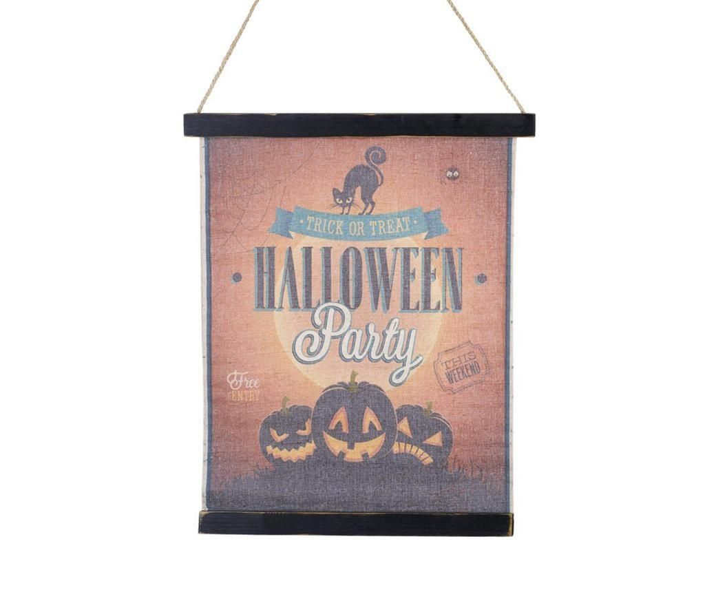 Decoratiune de perete Halloween Sign