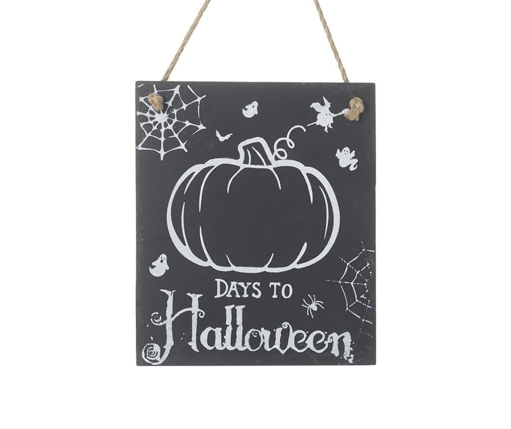 Pisalna tabla Days to Halloween