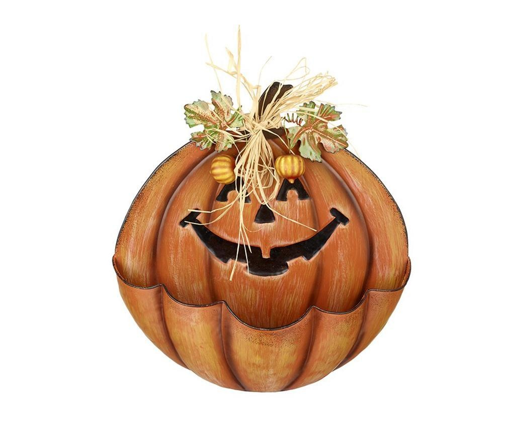 Stenska dekoracija Hanging Pumpkin