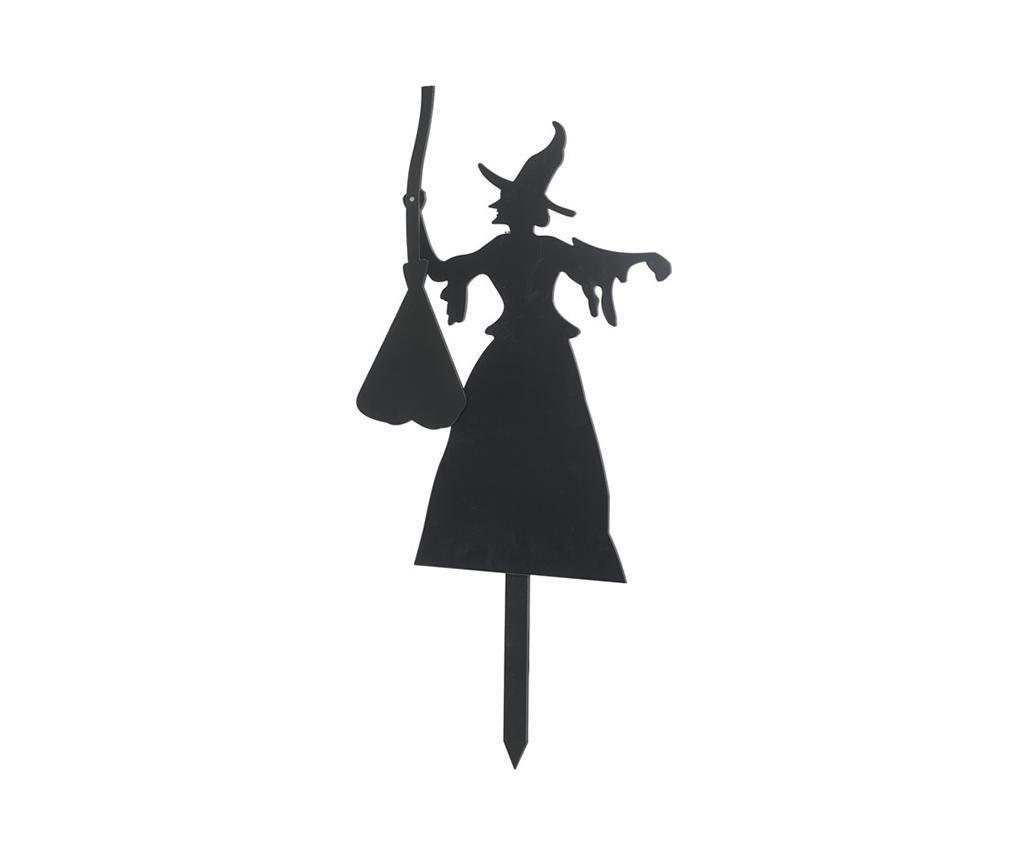 Dekoracja ogrodowa Witch Shape