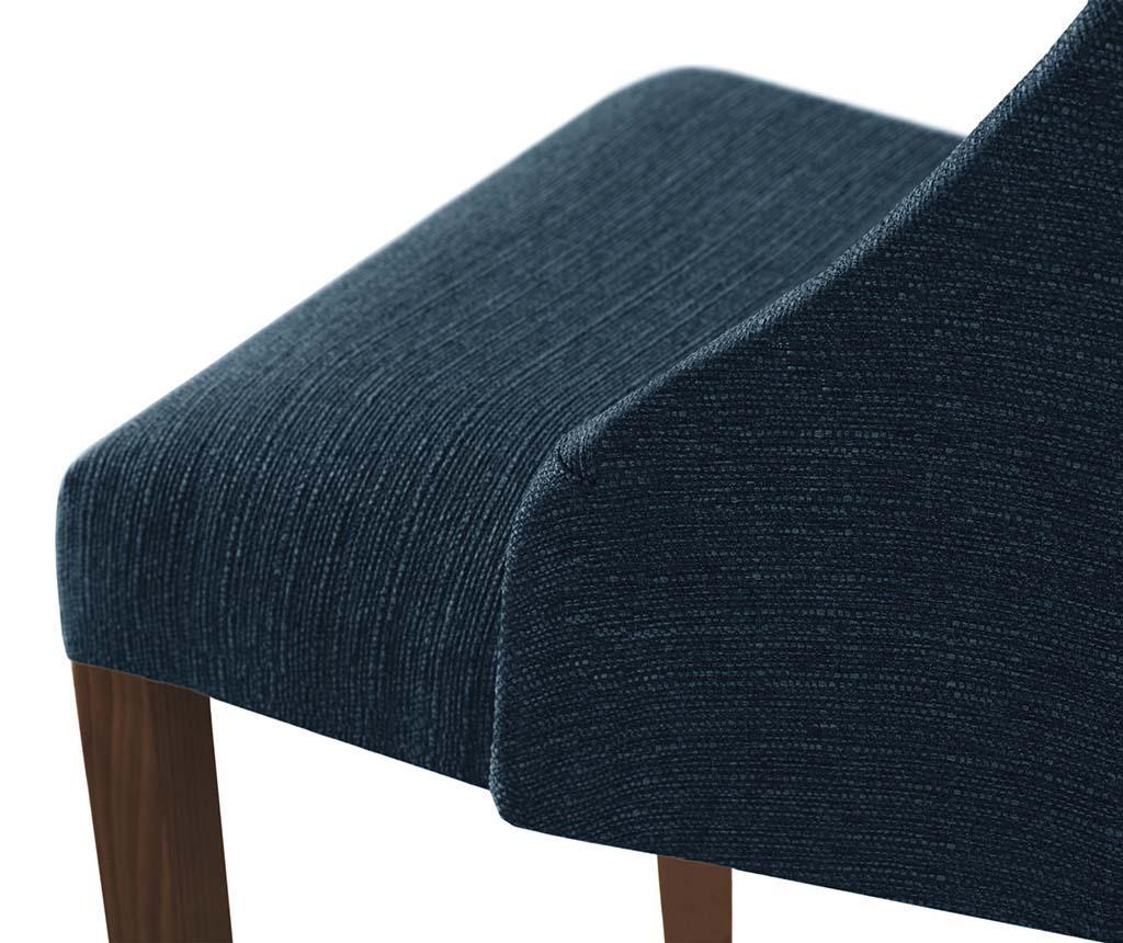 Set 4 scaune Absolu Brown Blue