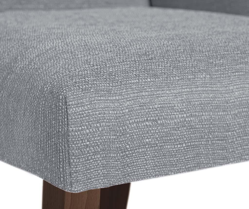 Set 4 scaune Absolu Brown Grey