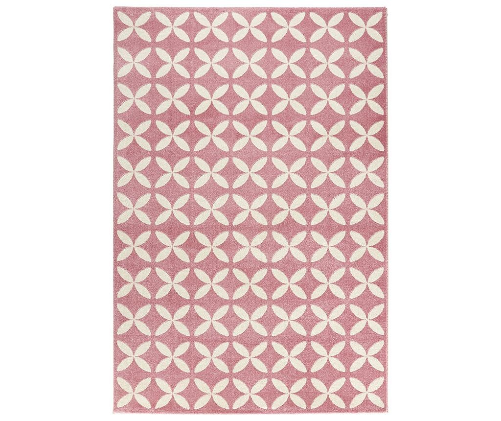 Preproga Flora Pink 160x230 cm