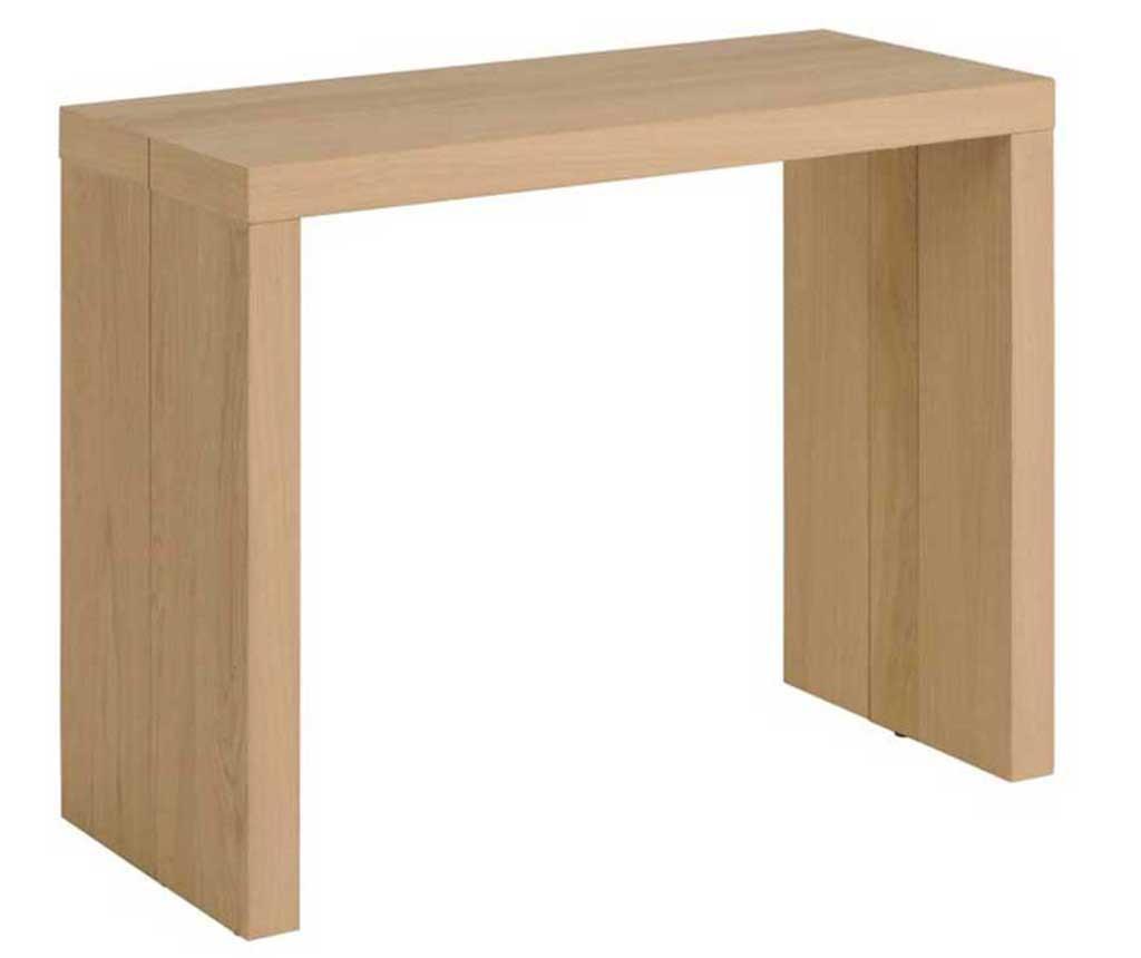 Raztegljiva miza Helena Natur
