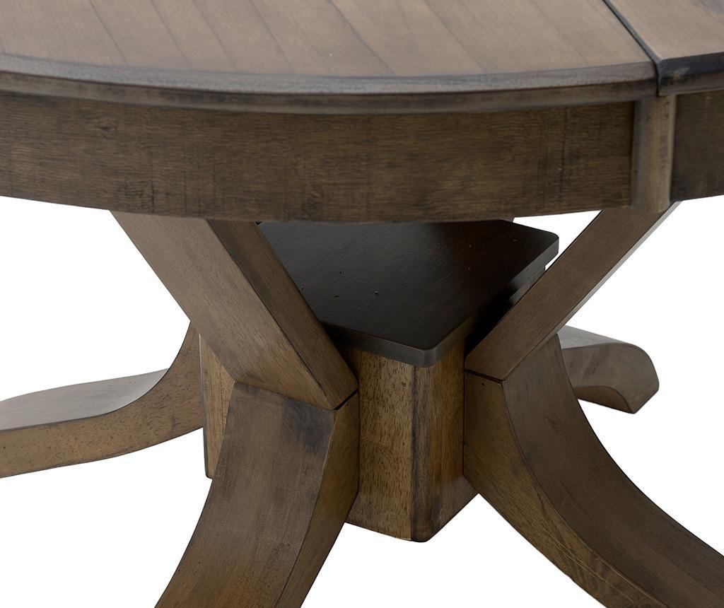 Raztegljiva miza Angus Oval