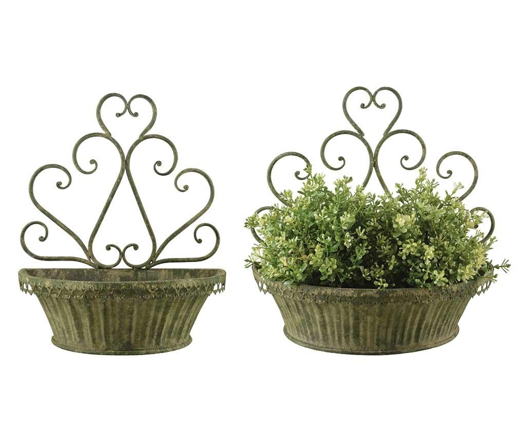 Set 2 jardiniere Bellona