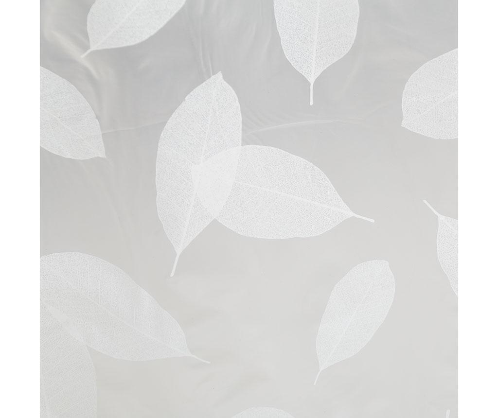 Zasłona prysznicowa Leaves 180x180 cm