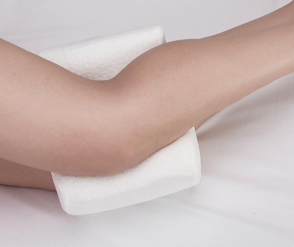 Perna anatomica pentru picioare Memory Foam 15x20 cm