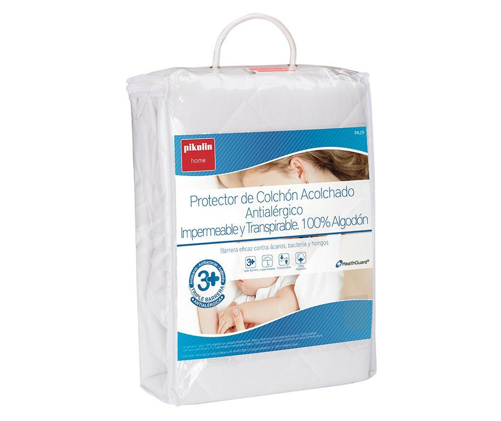 Anti Allergic Steppelt vízhatlan matrachuzat 80x190 cm