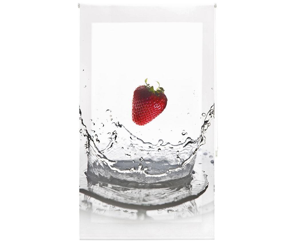 Jaluzea tip rulou Strawberry Dream 140x250 cm