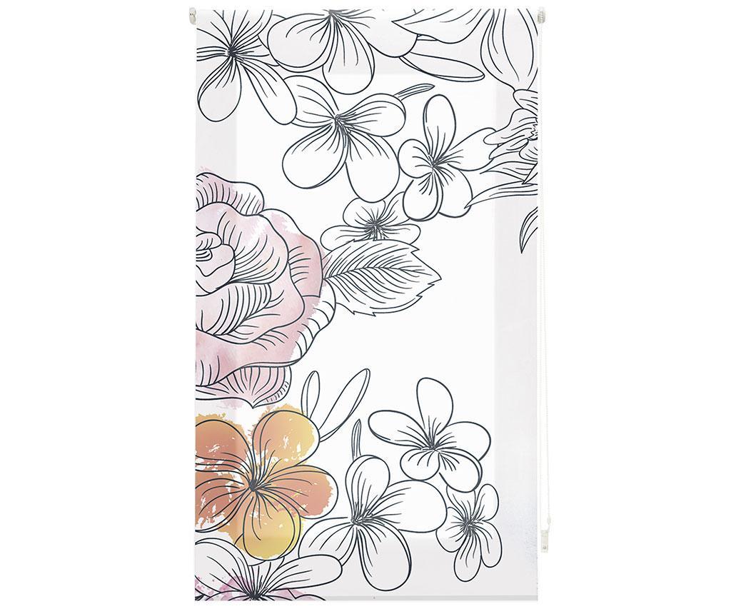 Щора тип руло Japan Blossom 100x180 см