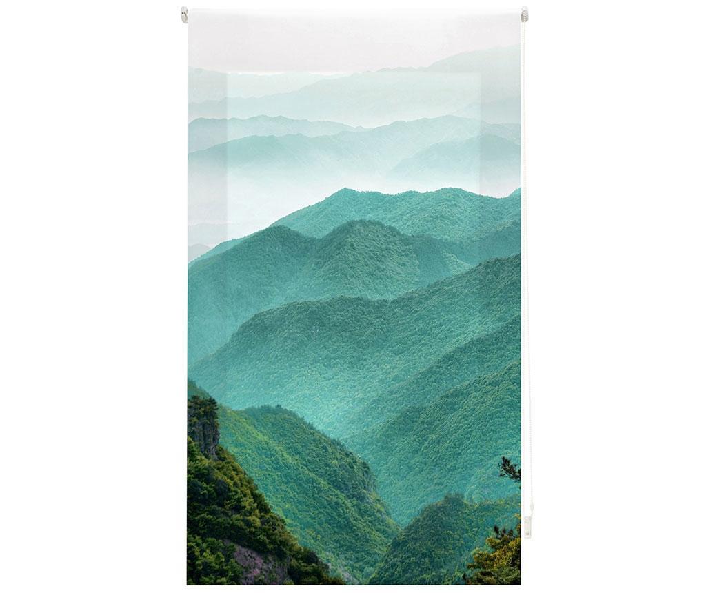 Jaluzea tip rulou Mountain Path 100x180 cm