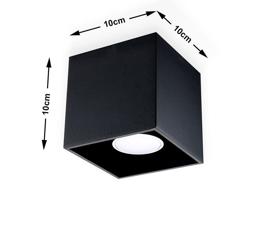 Geo Black Mennyezeti lámpa