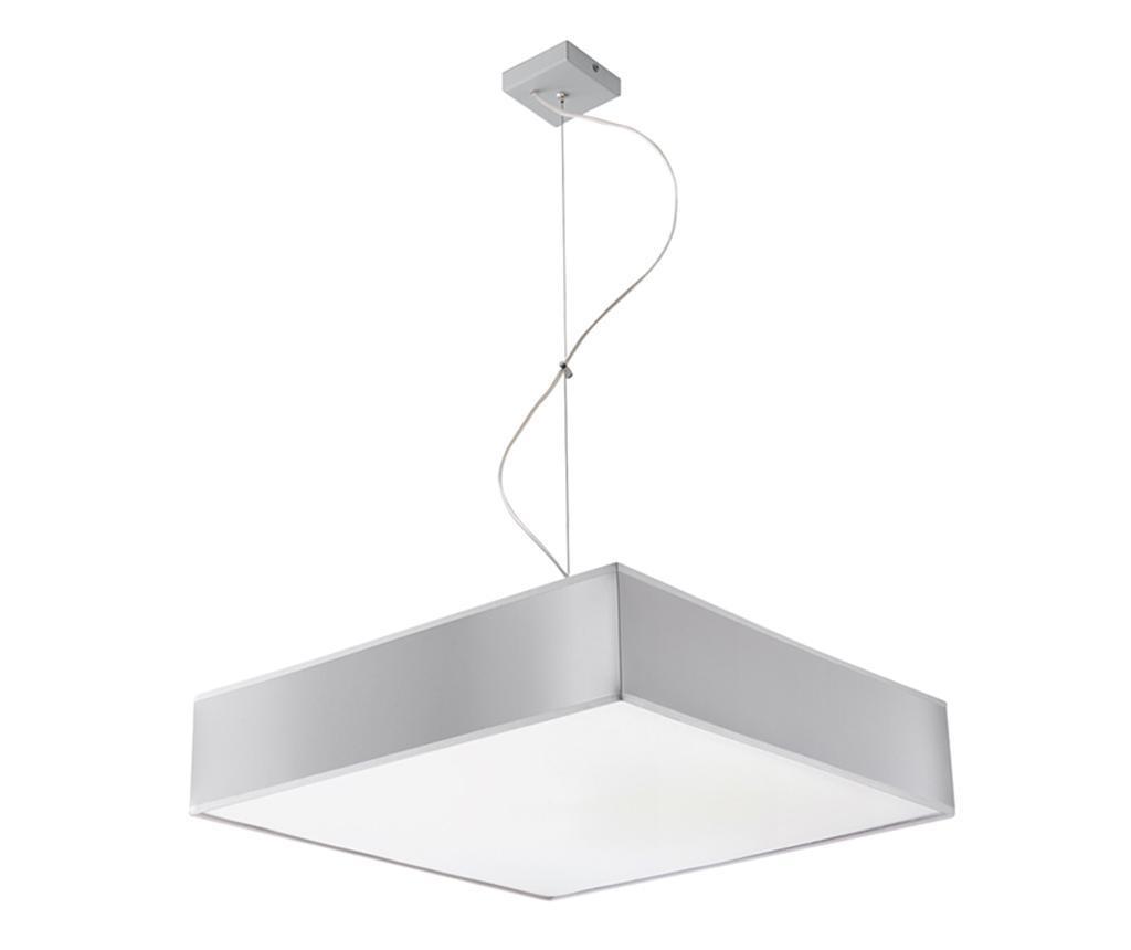 Stropna svetilka Mitra Silver