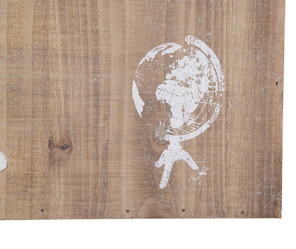 Zidni ukras Rustic World
