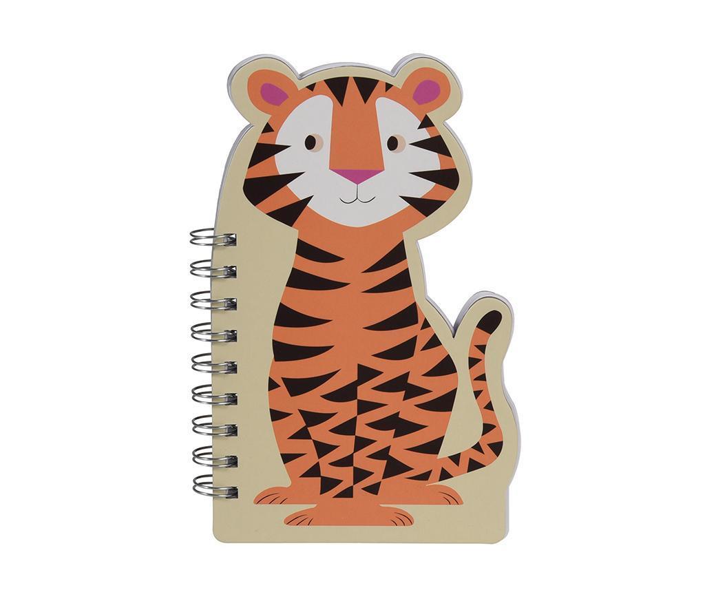 Zápisník Tiger