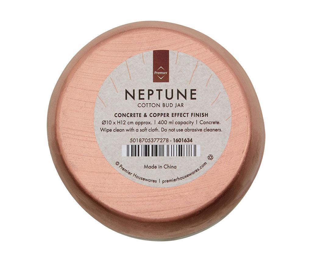 Posuda s poklopcem Neptune 400 ml