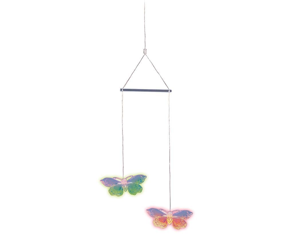 Svjetleći viseći ukras Butterflies