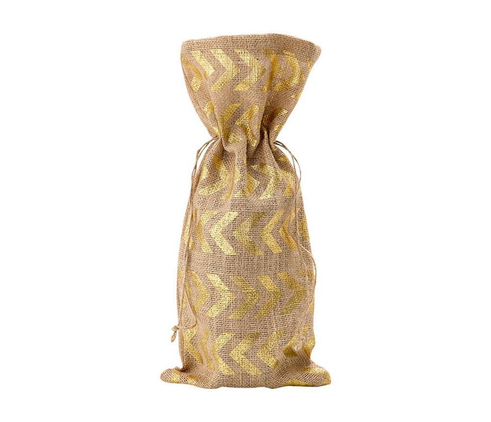 Vrećica za bocu vina Dash Gold