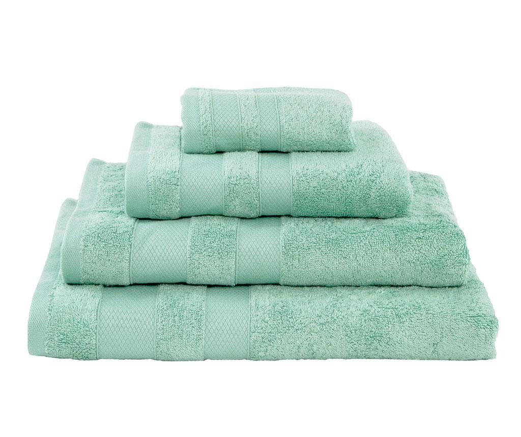 Kupaonski ručnik Tender Green 50x90 cm