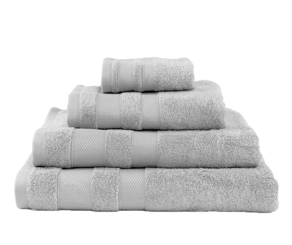Кърпа за баня Tender Gray 90x150 см