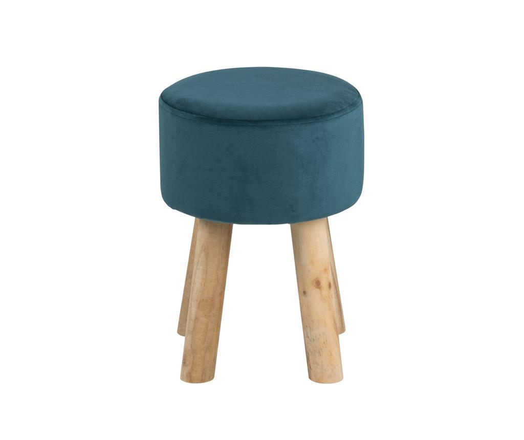 Stolčić Maren Round Dark Turquoise