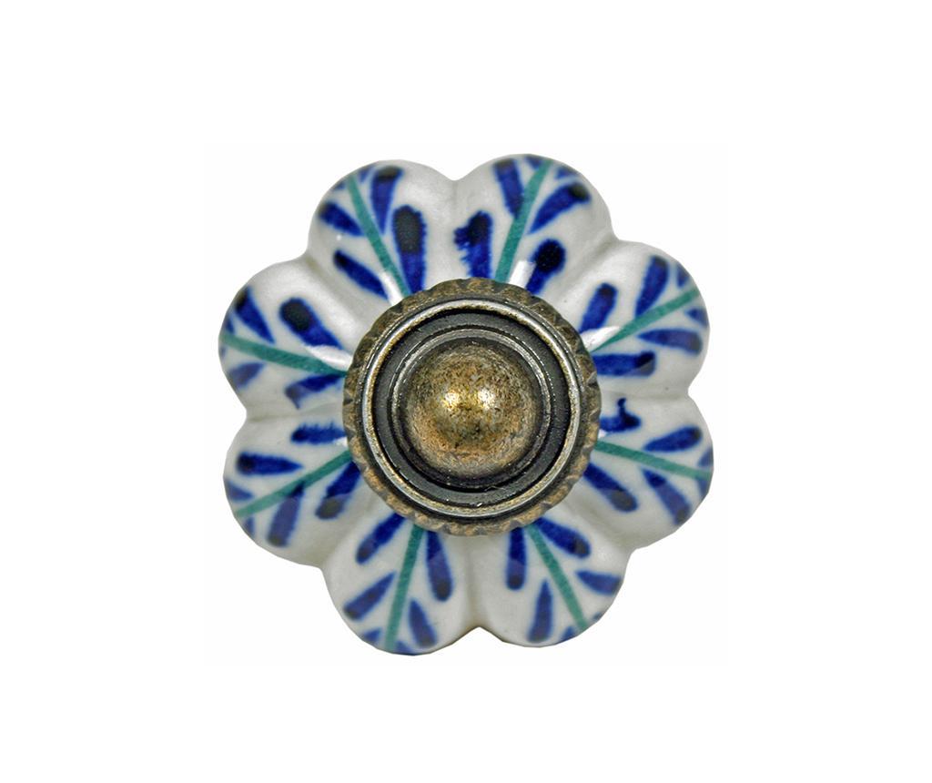 Blue Leaf Fiókgomb
