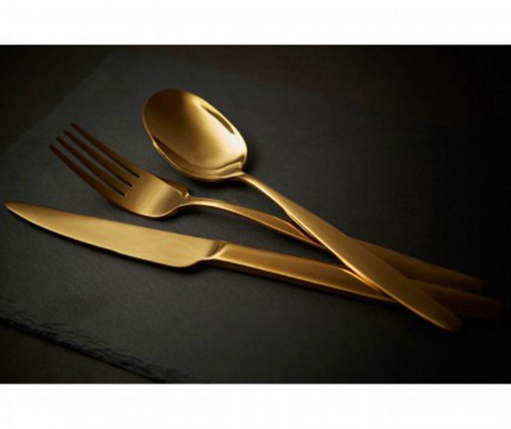 16-dijelni pribor za jelo Deep Gold