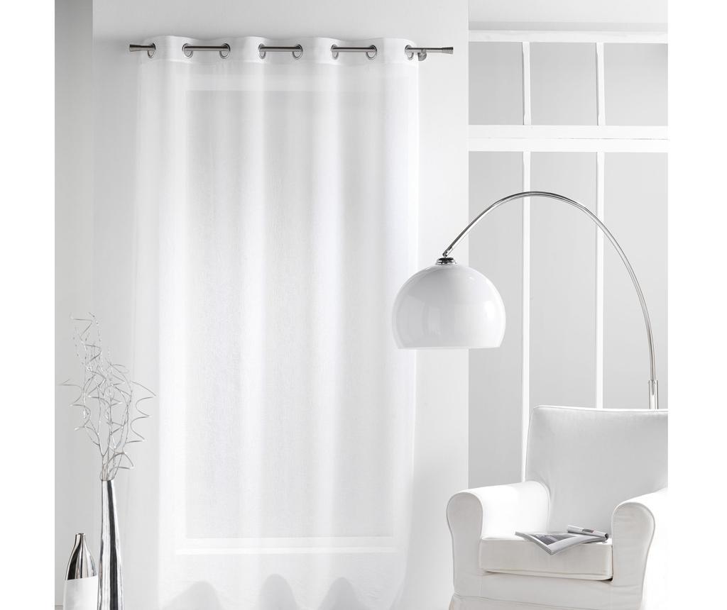 Zavjesa Paloma White 140x240 cm