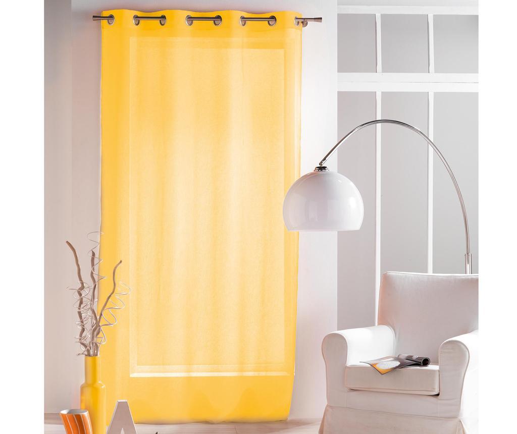 Zavesa Paloma Yellow 140x240 cm