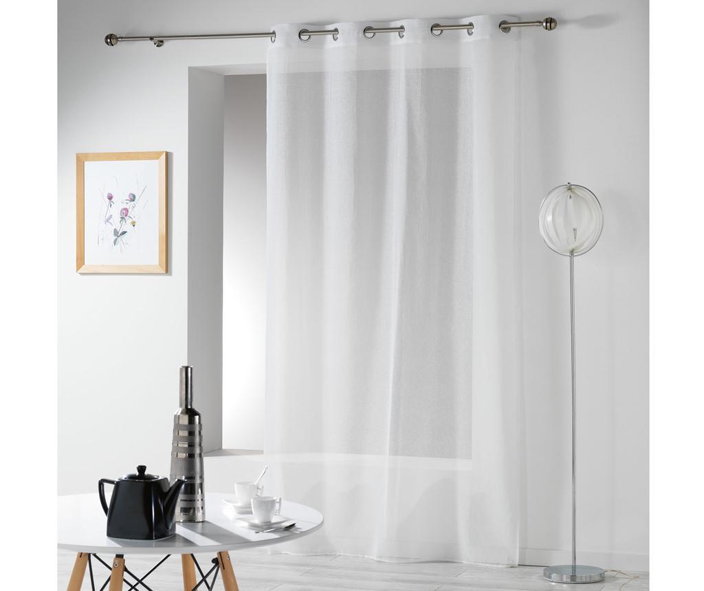 Zavjesa Telma White 140x240 cm