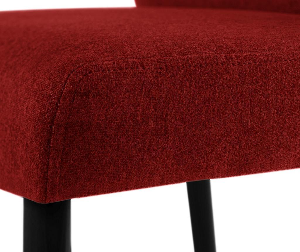 Scaun My Pop Design Richter Black Red