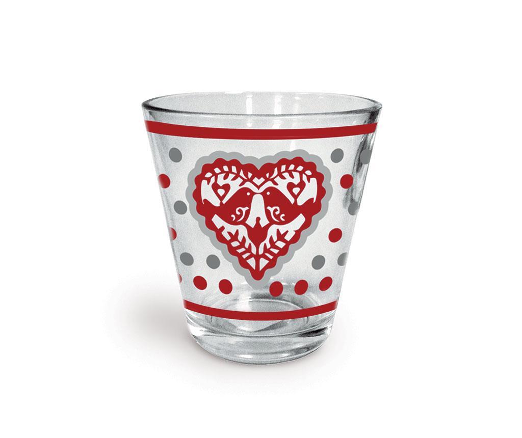 Kozarec Jolly Hearts 250 ml