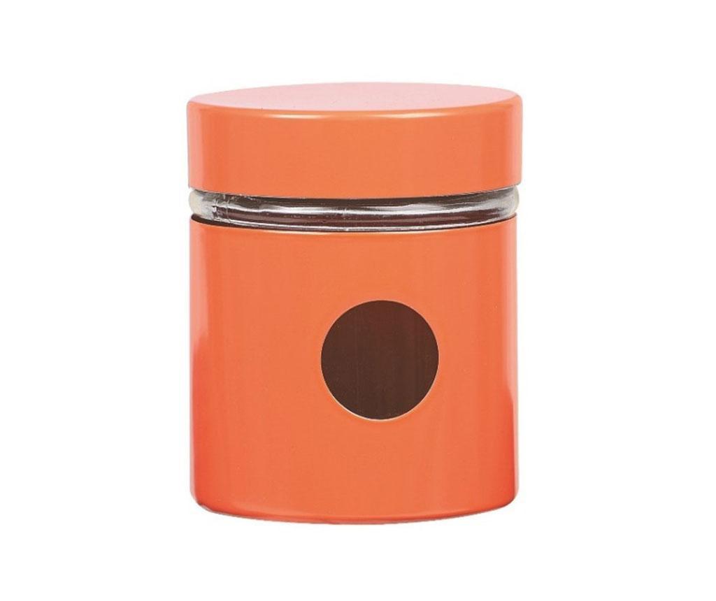 Sasha Orange Tároló fedővel 300 ml