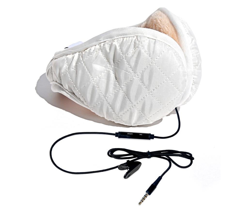 Slušalke hi-Ear Cozy White